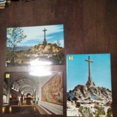 Postales: POSTALES VALLE DE LOS CAÍDOS. Lote 268473524