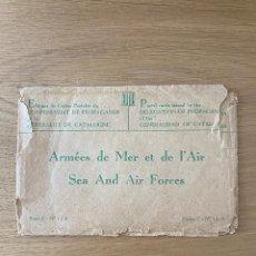 Postales: SOBRE DE LA SERIE DE POSTALES C, DEL COMISSARIAT DE PROPAGANDA. GUERRA CIVIL. Lote 270689363
