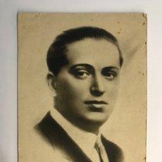 Postales: CALVO SOTELO. FOTO MARIN, SAN SEBASTIÁN. HUECOGRABADO ARTE BILBAO (H.1935?). Lote 270987698