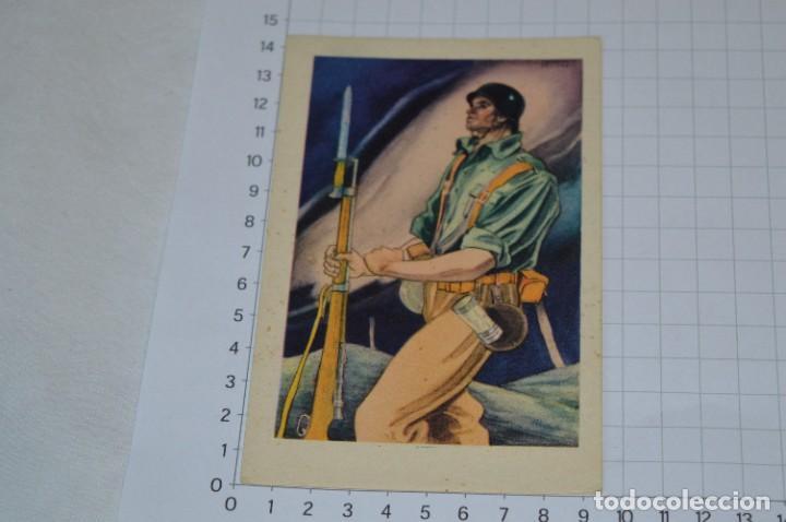 POSTAL GUERRA CIVIL ESPAÑOLA / ARTES GRÁFICAS TOLOSA - LABORDE Y LABAYEN - ¡MUY DIFÍCIL! LOTE 05 (Postales - Postales Temáticas - Guerra Civil Española)