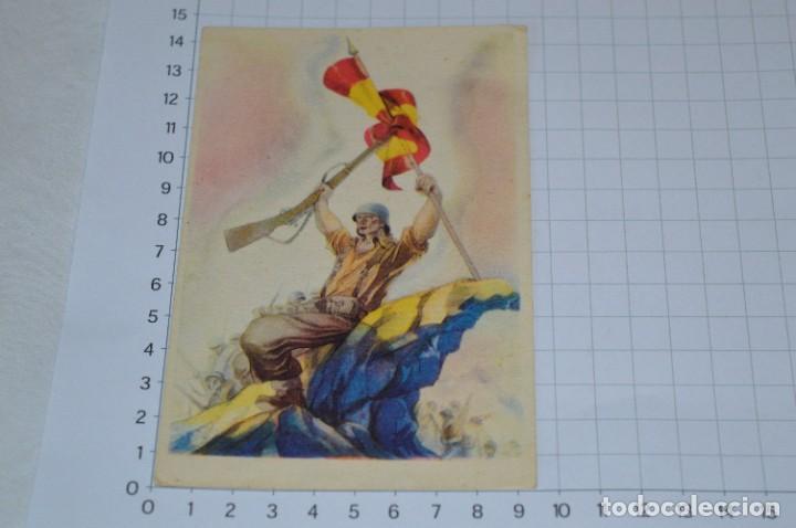 POSTAL GUERRA CIVIL ESPAÑOLA / ARTES GRÁFICAS TOLOSA - LABORDE Y LABAYEN - ¡MUY DIFÍCIL! LOTE 06 (Postales - Postales Temáticas - Guerra Civil Española)