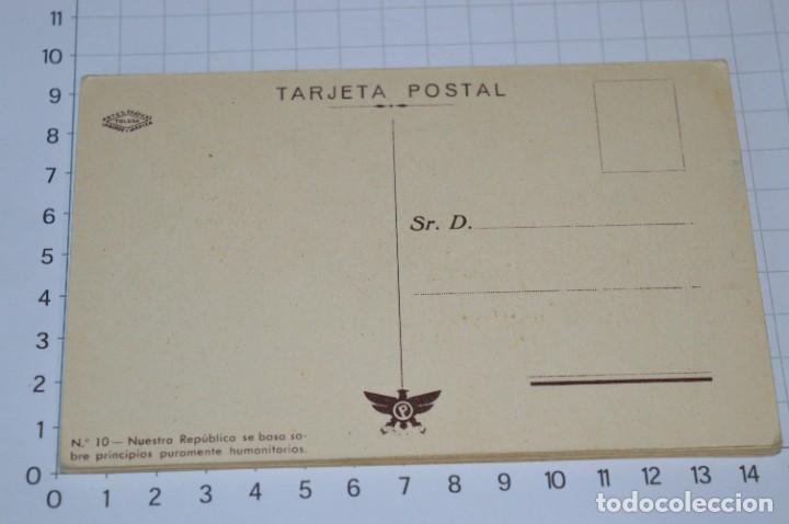 Postales: Postal GUERRA CIVIL ESPAÑOLA / Artes Gráficas Tolosa - LABORDE y LABAYEN - ¡Muy DIFÍCIL! Lote 10 - Foto 3 - 276958393