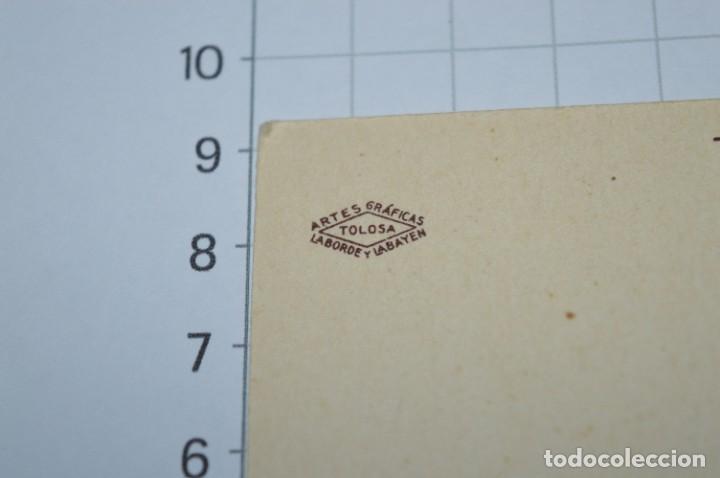 Postales: Postal GUERRA CIVIL ESPAÑOLA / Artes Gráficas Tolosa - LABORDE y LABAYEN - ¡Muy DIFÍCIL! Lote 10 - Foto 4 - 276958393