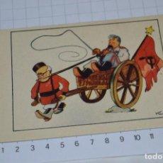 Postales: POSTAL GUERRA CIVIL ESPAÑOLA / ARTES GRÁFICAS TOLOSA - LABORDE Y LABAYEN - ¡MUY DIFÍCIL! LOTE 11. Lote 276958543