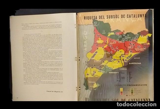 Postales: CXGuerra Civil Generalitat de Catlunya Butlleti Trimestral de la CONSELLERIA DE ECONOMIA Octubre1936 - Foto 7 - 285680928
