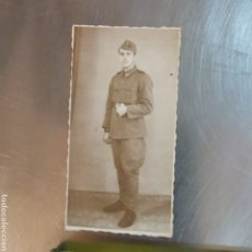 Postales: FOTOGRAFÍA DE MILITAR DE 1920S 1930S. Lote 286793938