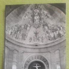Postales: MONUMENTO NACIONAL DEL VALLE DE LOS CAIDOS. CRIPTA BASILICA, ALTAR MAYOR - CUELGAMUROS - MADRID. Lote 288045433