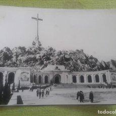 Postales: MONUMENTO NACIONAL DEL VALLE DE LOS CAIDOS. FACHADA PRINCIPAL - MADRID. Lote 288045818