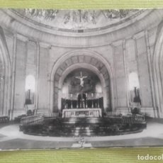 Postales: MONUMENTO NACIONAL DEL VALLE DE LOS CAIDOS. CRIPTA - BASILICA. ALTAR MAYOR - MADRID. Lote 288045928