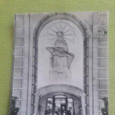 Postales: MONUMENTO NACIONAL DEL VALLE DE LOS CAIDOS. CRIPTA - BASILICA. ALTAR DE LA VIRGEN DE AFRICA - MADRID. Lote 288046538