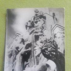 Postales: MONUMENTO NACIONAL DEL VALLE DE LOS CAIDOS. FIGURA DE SAN MATEO - MADRID. Lote 288046833