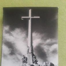 Postales: MONUMENTO NACIONAL DEL VALLE DE LOS CAIDOS. LA CRUZ DE FRENTE (150 METROS) - MADRID. Lote 288047173