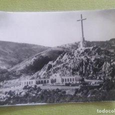 Postales: MONUMENTO NACIONAL DEL VALLE DE LOS CAIDOS. ENTRADA A LA BASILICA - MADRID. Lote 288049293