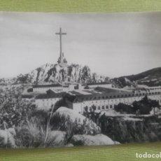 Postales: MONUMENTO NACIONAL DEL VALLE DE LOS CAIDOS. LA CRUZ PARTE POSTERIOR (150M.) - MADRID. Lote 288049463