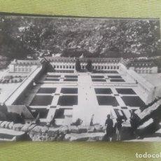 Postales: MONUMENTO NACIONAL DEL VALLE DE LOS CAIDOS. CONVENTO Y SEMINARIO - MADRID. Lote 288049878