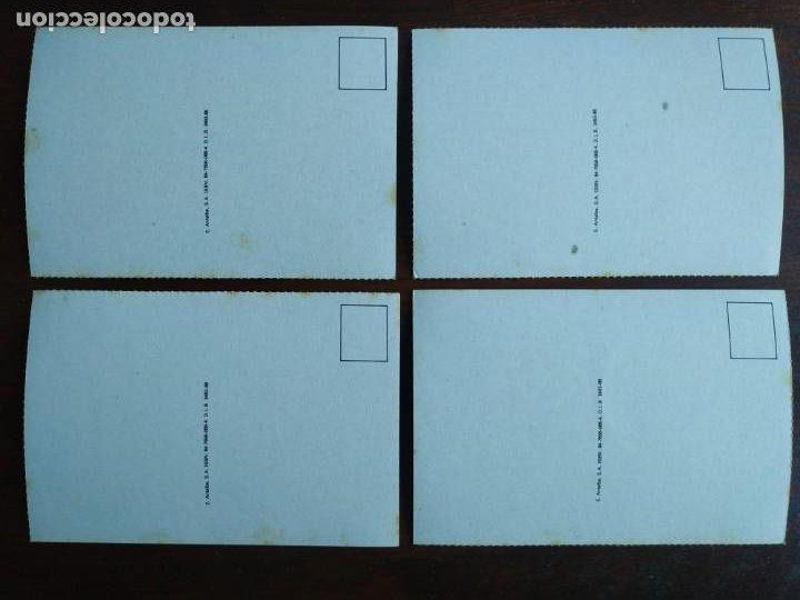 Postales: Una postal imagen sobre la falange española y guerra contra marruecos 4 tarjetas a elegir - Foto 6 - 289866563