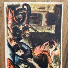 Cartoline: TARJETA POSTAL FRANCESA ANTI FRANCO. Lote 295773863