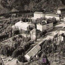 Postales: POSTAL BALNEARIO DE PANTICOSA ( HUESCA), VISTA DE LOS HOTELES.. Lote 22032584