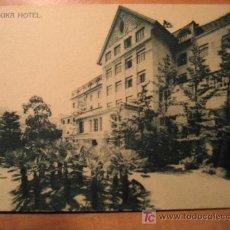 Postales: TAKARAZUKA HOTEL. JAPON. Lote 24517008