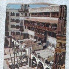 Postales: POSTAL DEL HOTEL SANTA CATALINA LAS PALMAS DE GRAN CANARIA. Lote 5445175