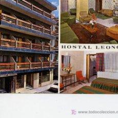 Postales: HOSTAL LEONOR. LAS PALMAS DE GRAN CANARIA. Lote 6504360