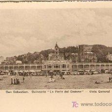 Postales: LA PERLA DEL CANTABRICO. Lote 24101551