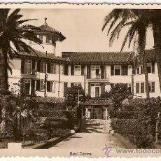 Postales: ANTIGUA POSTAL Nº 48 ALGECIRAS HOTEL CRISTINA ALMACENES SUR CIRCULADA 1950. Lote 14768633