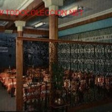 Postales: HOTEL EXCELSIOR, DE BILBAO. Lote 1622949