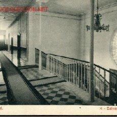 Postales: TARJETA POSTAL DEL BALNEARIO DE FORTUNA Nº14-GRAN HOTEL. Lote 4727856