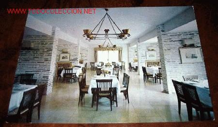 POSTAL ALBERGUE DE CARRETERA - VILLAFRANCA DEL BIERZO - DIRECCION GENERAL DE TURISMO - SIN CIRCULAR (Postales - Postales Temáticas - Hoteles y Balnearios)