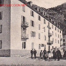 Postales: TARJETA POSTA DEL BALNEARIO DE PANTICOSA. HUESCA. CASA DE EMBAJADORES. Lote 4458996