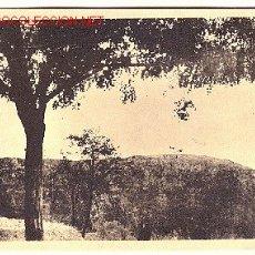 Postales: TARJETA POSTAL DE BALNEARIOS DE ALHAMA DE GRANADA. FOTOTIPIA HAUSER Y MENET. - MADRID. Lote 4277763