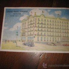 Postales: GRAND HOTEL OSBORNE. Lote 9897881