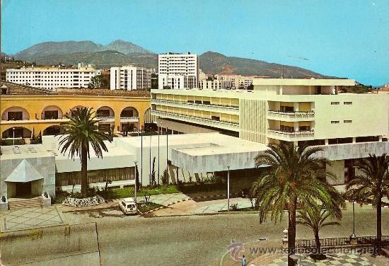 POSTAL A COLOR Nº 65 CEUTA GRAN HOTEL LA MURALLA ED LIB GENERAL R GONZALEZ (Postales - Postales Temáticas - Hoteles y Balnearios)