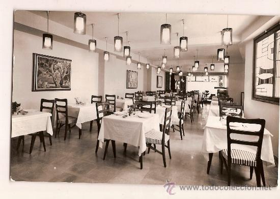 ANTIGUA POSTAL H 102 MALLORCA HOTEL CAPRI PUERTO POLLENSA FOTO CASA PLANAS (Postales - Postales Temáticas - Hoteles y Balnearios)