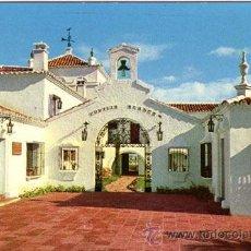 Postales: Nº 836 POSTAL MARBELLA MALAGA HOTEL CORTIJO BLANCO. Lote 11701520