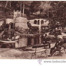 Postales: Nº 695 POSTAL MADEIRA PORTUGAL MONTE PALACE HOTEL. Lote 25703733