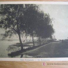 Postales: SAN FERNANDO. EL BALNEARIO. ARGENTINA. 1921. Lote 28417245