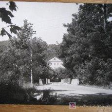 Postales: BALNEARIO TERMAS ORION. SANTA COLOMA DE FARNÉS. GERONA. CIRCULADA 1967. Lote 26008949