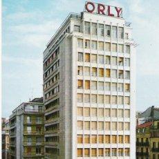 Postales: HOTEL ORLY - SAN SEBASTIAN - ESCRITA -. Lote 13360917