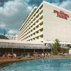 Postales: HOTEL INTER-CONTINENTAL NAIROBI . Lote 17220563