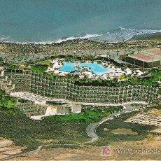 Postales: HOTEL LAS SALINAS - LANZAROTE -. Lote 17471130