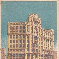 Postales: PS1912 HOTEL FLORIDA - MADRID. CIRCULADA AÑOS 20.. Lote 17358558