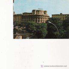 Postales: HOTEL COLOMBIA EXCELSIOR - 16126 GENOVA - CIGA HOTELS. Lote 20931614