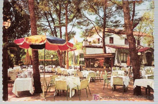 RESTAURANTE LA MASÍA. ESPLUGAS (BARCELONA) (Postales - Postales Temáticas - Hoteles y Balnearios)
