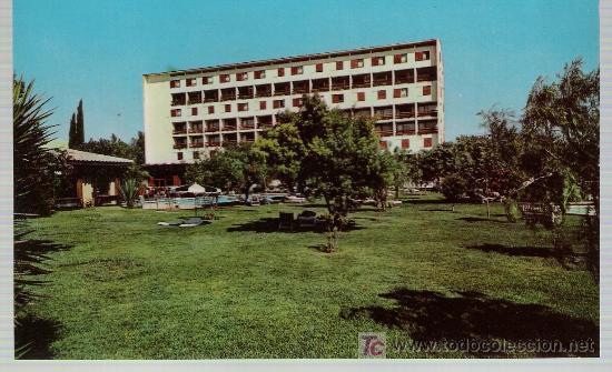 LOS MONTEROS. MARBELLA. (Postales - Postales Temáticas - Hoteles y Balnearios)