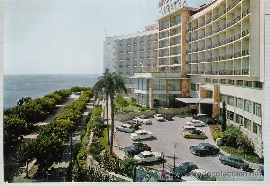 TARRAGONA,- HOTEL IMPERIAL TARRACO. (Postales - Postales Temáticas - Hoteles y Balnearios)