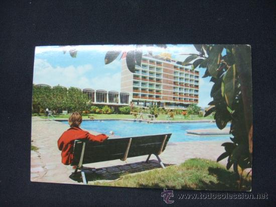HOTEL BELLA VISTA - CONAHOTU - ISLA MARGARITA - VENEZUELA - (Postales - Postales Temáticas - Hoteles y Balnearios)