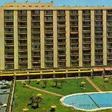 Postales: TORREMOLINOS COSTA DEL SOL Nº 1726 HOTEL LA ROCA SIN CIRCULAR NUEVA. Lote 136026148