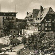 Postales: HOTEL FELDBERGER HOF - FELDBERG IM SCHWARZWOLD (SIN CIRCULAR) . Lote 24969831
